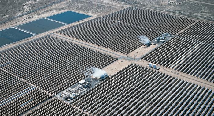 проект Desertec Industrial Initiative