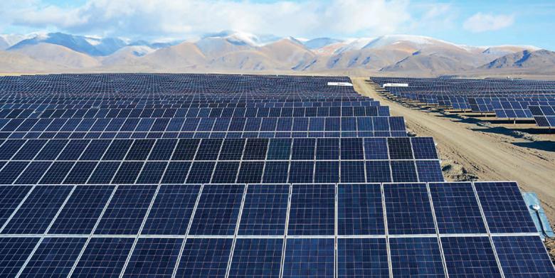 электростанция в Алтайском крае