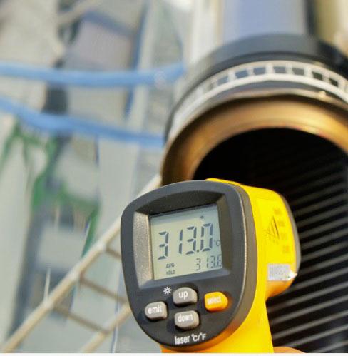 Термометр с термостатом