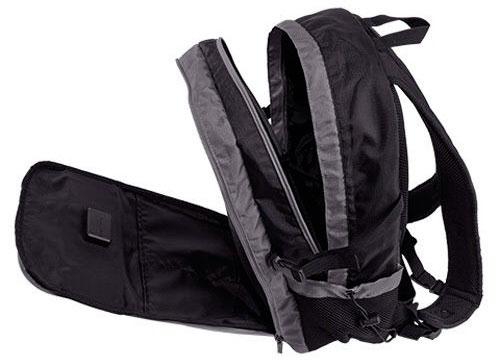 отделения рюкзака