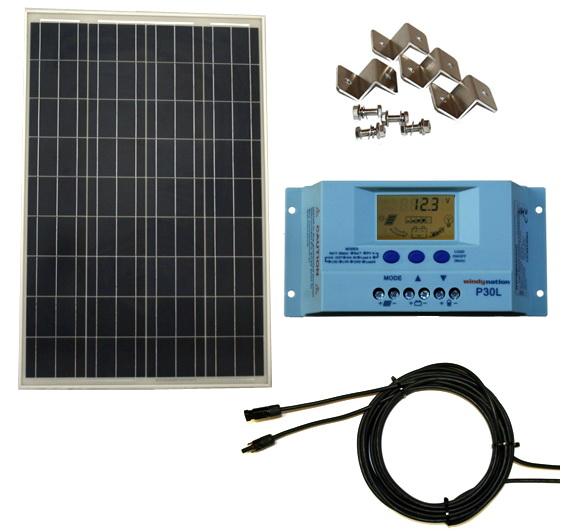 WindyNation 100 Watt 12V