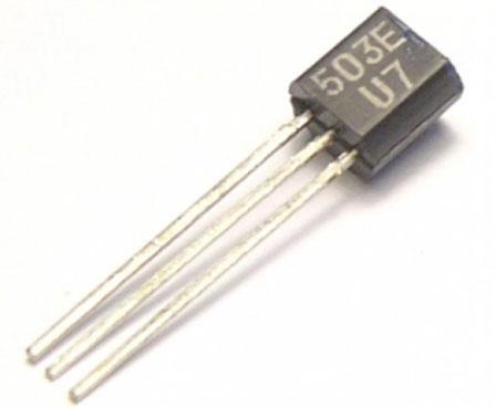 Транзистор КТ503