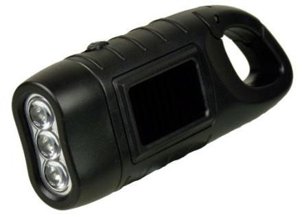 фонарик с фотопреобразователем