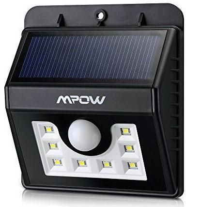MPOW с восемью светодиодами