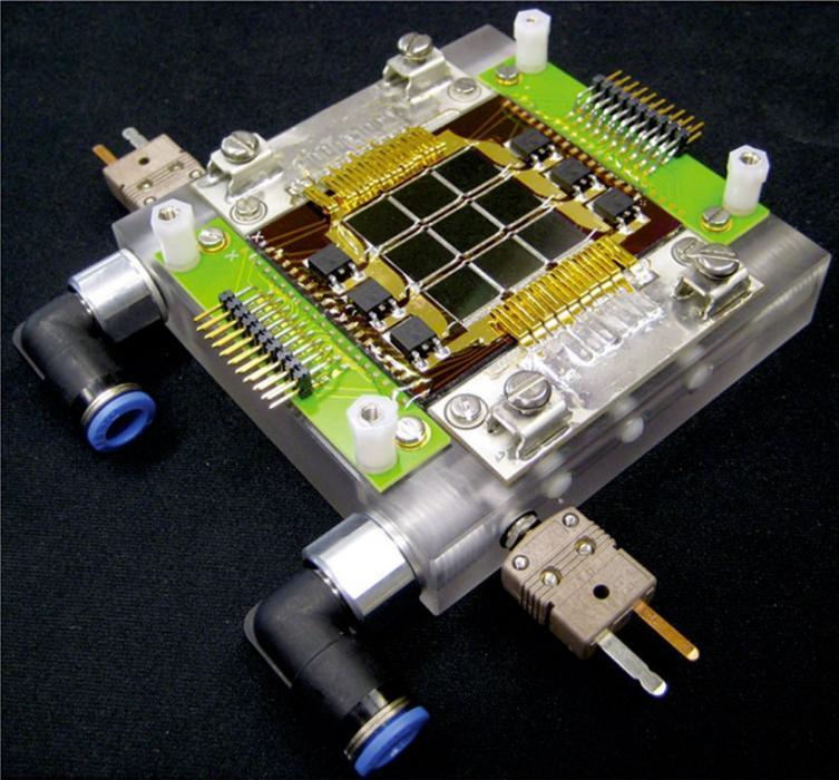 чип с патрубками