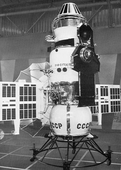 Станция «Венера-4»