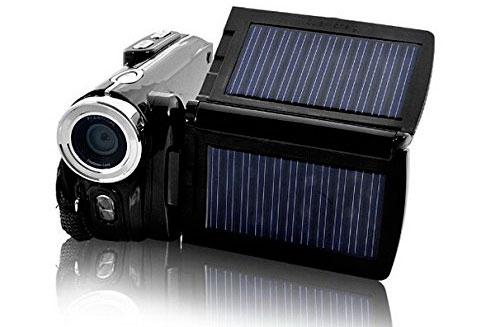 Раскрытые солнечные батареи
