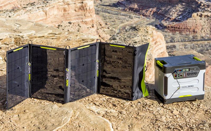 Nomad 100 в пустыне