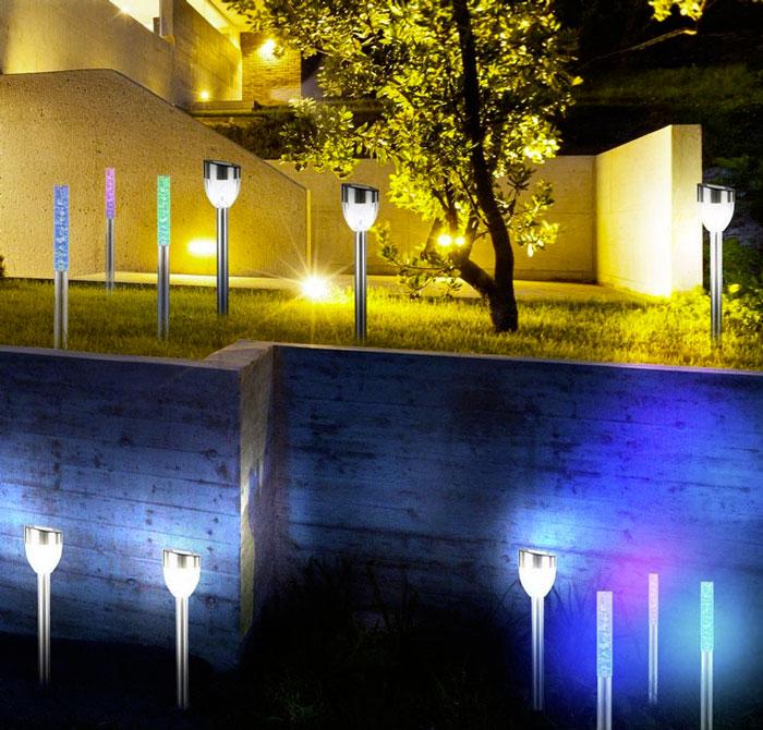 Комбинированное освещение
