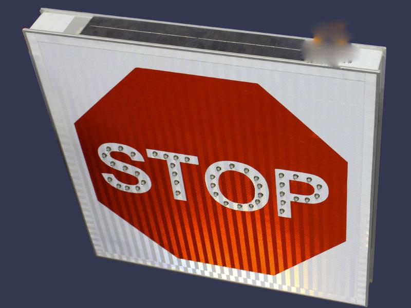 знак «STOP»