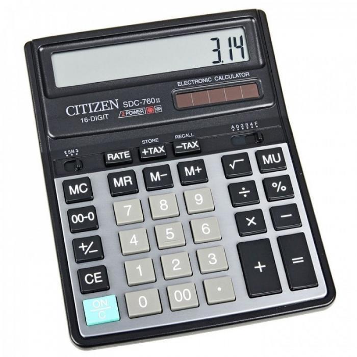 Citizen SDC-760 N