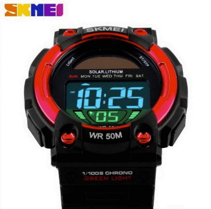 Skmei Red Sport