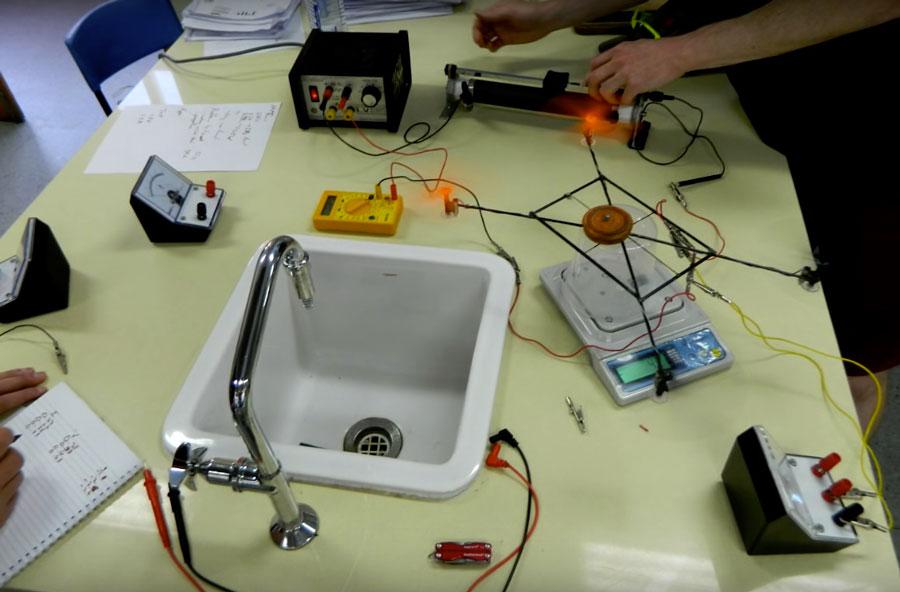 Подбор электрических компонентов