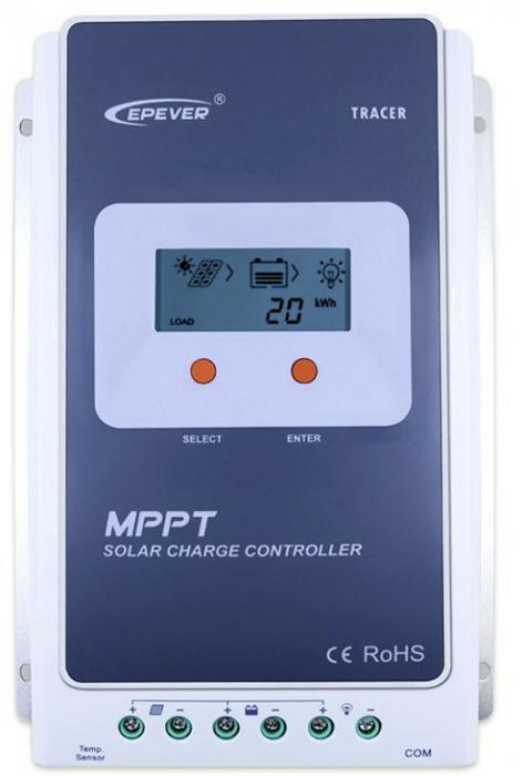 Y-SOLAR 40A Tracer Solar Charge Controller