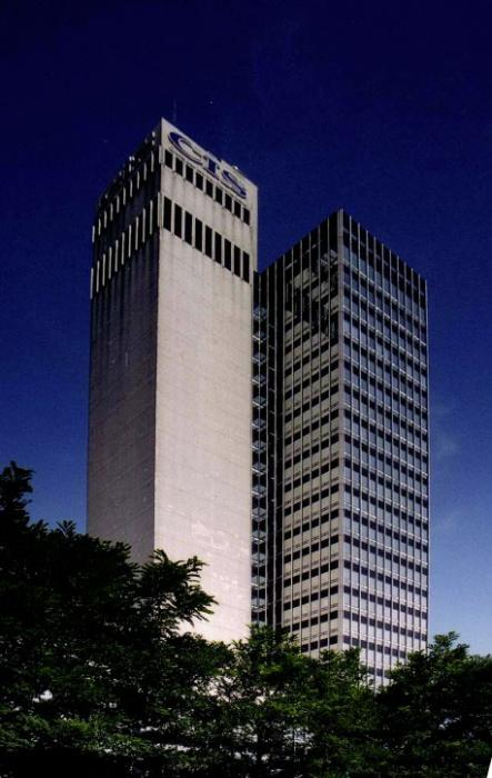 CIS Service Tower