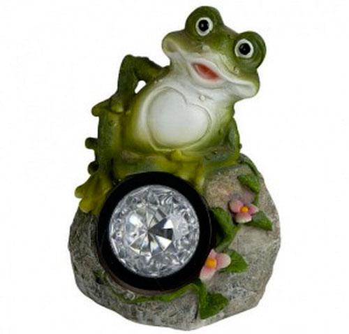 фонарик-лягушка