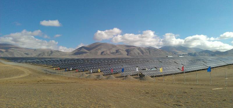 Бугульчанская солнечная электростанция