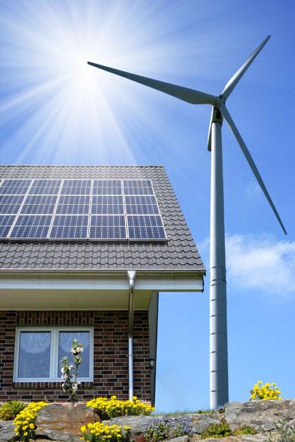 мини-электростанции от компании «Greendemarkt»