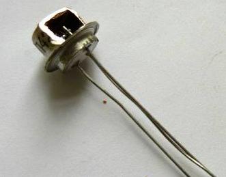 Корпус транзистора