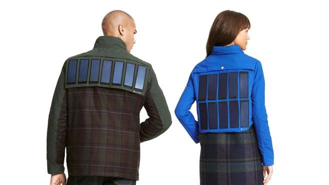 Куртки с гелиевыми ячейками