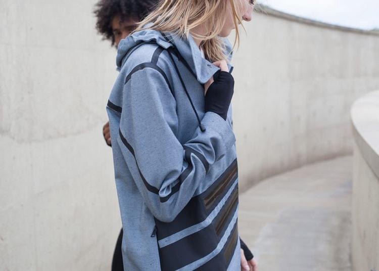 Куртка от Полин ван Донген