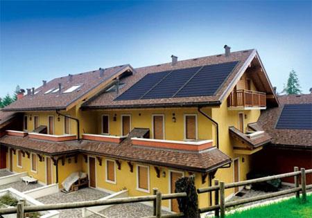 Солнечные обогреватели для дома