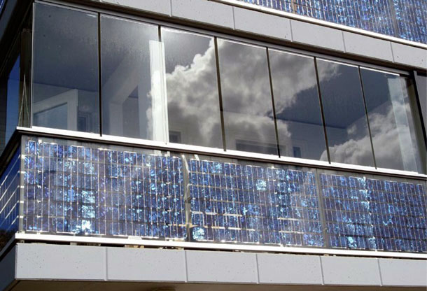 Солнечные батареи для квартиры на балконе.