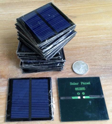 Solar Panel 65x65