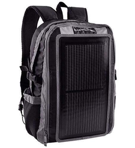 Рюкзаки со встроенныем солнечными батареями туристические рюкзаки интернет магазин москва