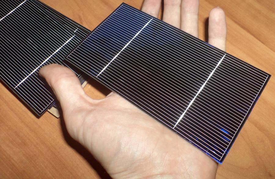 Изготовить солнечные элементы своими руками 65
