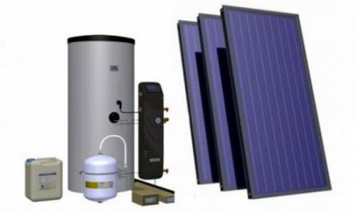 THERMOSOLAR TS-400