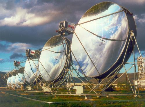 Концентратор солнечной энергии своими руками
