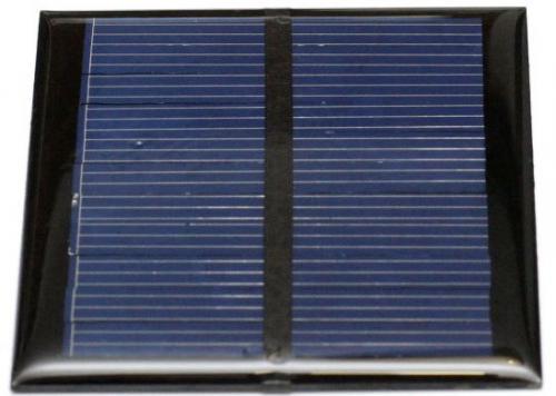 Solar Panel крупным планом