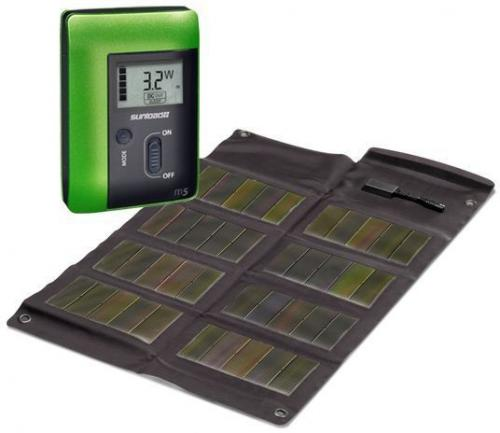 Sunload Solar Charger Set 12 Wp с M5