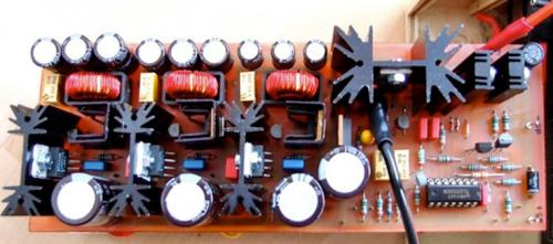 собранный контроллер