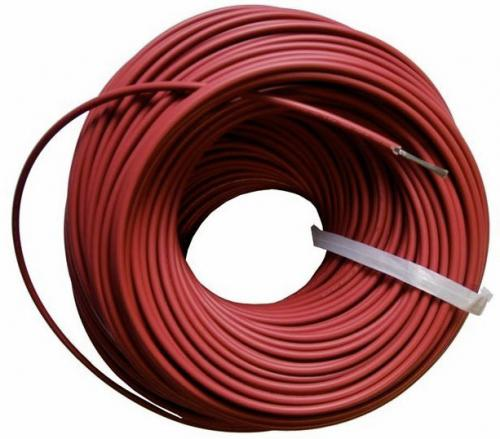 Solar Cable 4 mm red